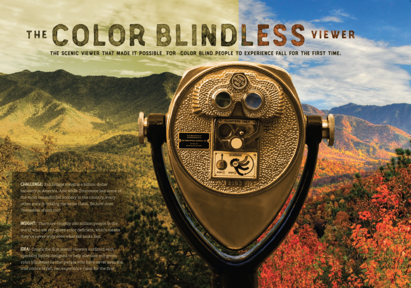 TN Lets Colour-blind People Experience Fall Foliage ?for the First Time