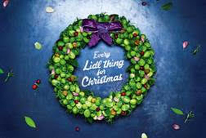 "Lidl UK Launch New Christmas Advertising Campaign ""Every Lidl Thing For Christmas"""
