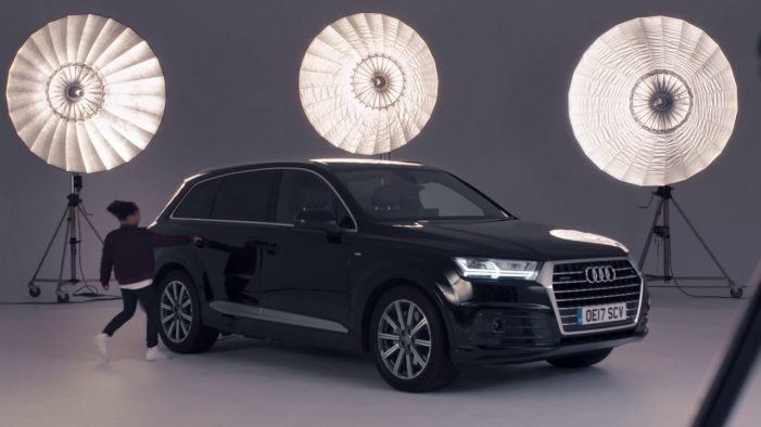 Audi captures children's insights in tech-focused social campaign