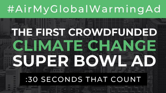 Pro skier Julian Carr teams with GS&P to launch the first crowd-sourced Super Bowl ad for climate change