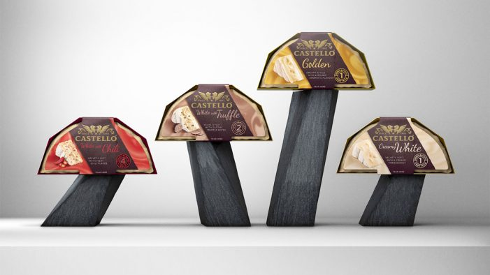 Castello Creates a Sensation in the Cheese Aisle with New Packaging Design by Bulletproof