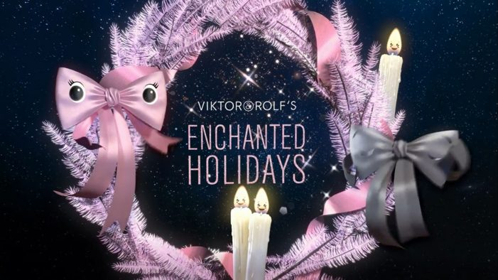 Viktor & Rolf revives Christmas spirit with Mazarine