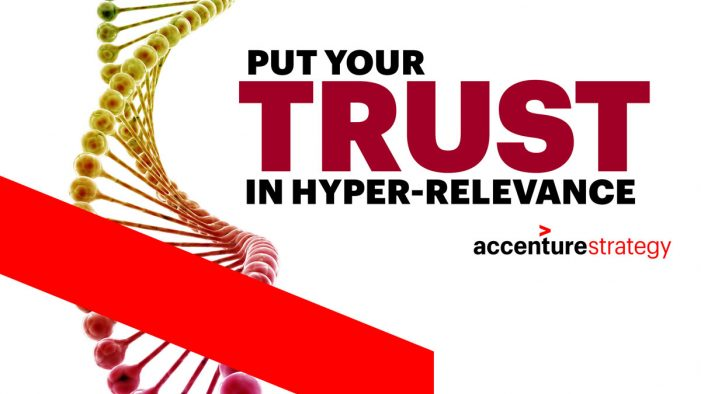 Accenture: UK consumers turn off personal data tap as companies struggle to deliver the experiences they crave