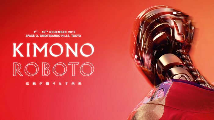 Kimono Meet Robots and Björk in an Intriguing Celebration of Japanese Culture for Melco