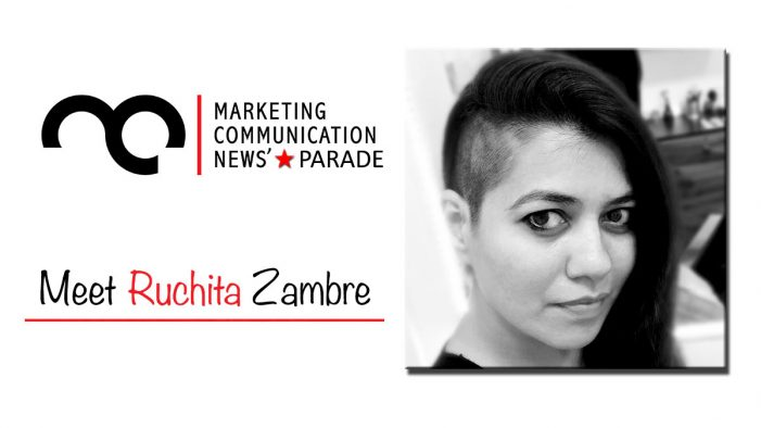 MarComm's Star Parade: Meet Ruchita Zambre