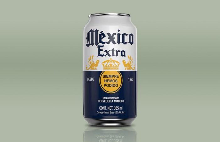 Corona Transforms into 'Mexico Extra' for a Limited Period in Order to Aid Earthquake Victims in Mexico