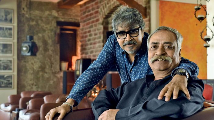 Cannes Lions honours brothers Piyush and Prasoon Pandey with the Lion of St. Mark
