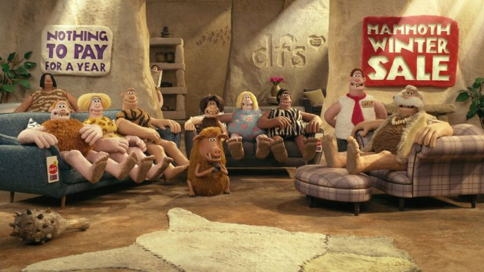 DFS team with krow to launch new campaign with Aardman and STUDIOCANAL