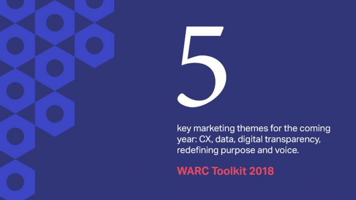 WARC highlights five key marketing challenges for the coming year