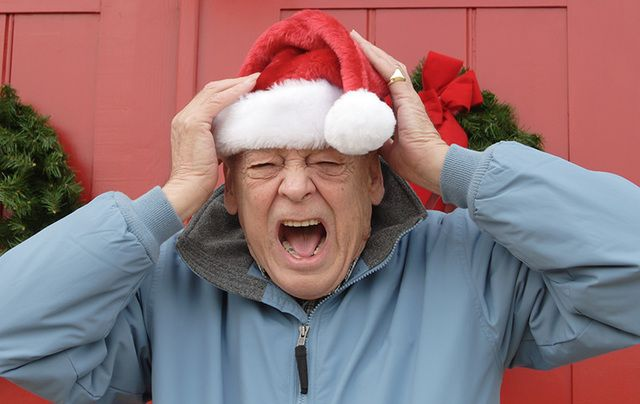 Future Thinking's research reveals what the British find most annoying about Christmas
