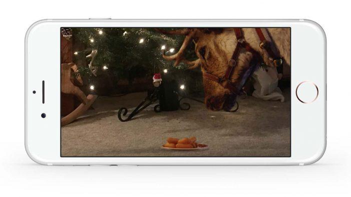 Leo Burnett London Launch 'Reindeer Ready Live' Branded App for McDonald's
