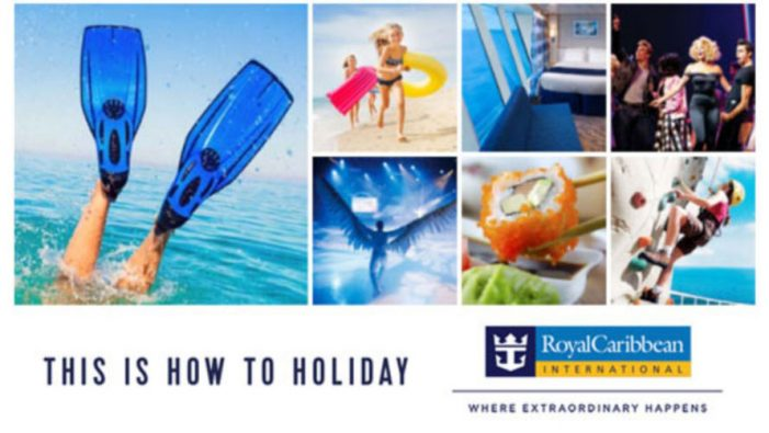 Royal Caribbean reveals new advertising campaign by Hometown