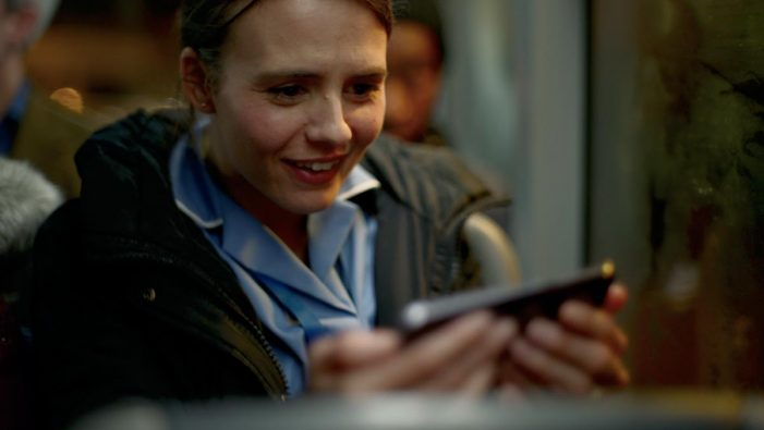 Great Guns and AMV BBDO unveil BT Mobile's new 'First Steps' spot