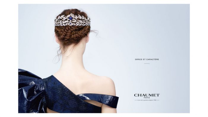 BETC Luxe signs off the new advertising image for Chaumet