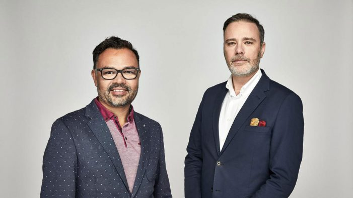Peter Ignazi and Carlos Moreno Promoted Global Chief Creative Officers at Cossette