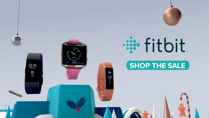 Boys and Girls and Cookie Studio Create a Festive Fitness Wonderland for Fitbit's Christmas Ad