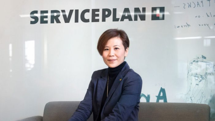 Serviceplan Greater China looks to future growth with a strong new Management Team