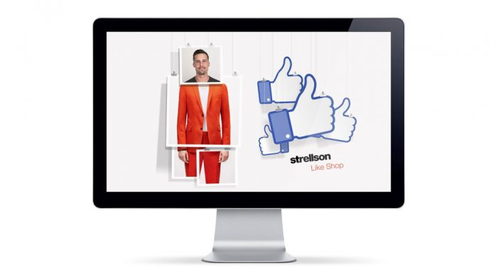 Serviceplan and Strellson create first online shop to accept likes as currency