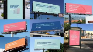 "Postmates launches data-driven ""We Get It"" campaign by 180LA"