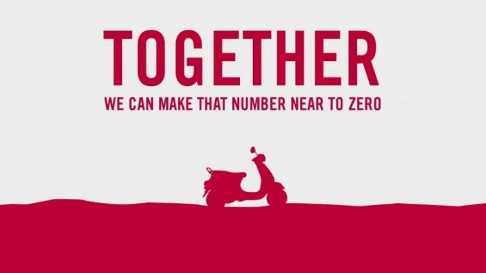 Vespa India raises awareness about AIDS in latest campaign