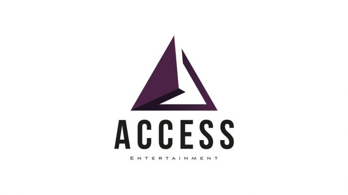 Pearlfisher London creates new visual identity for entertainment company Access Entertainment