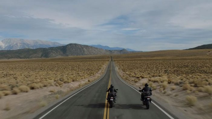 Succumb to Wanderlust in BMW Motorrad's Epic Road Trip Film by M&C Saatchi