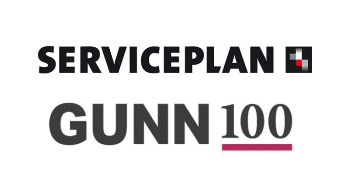 Serviceplan ranked in Gunn Report top 50 Most Creative Agencies in the World