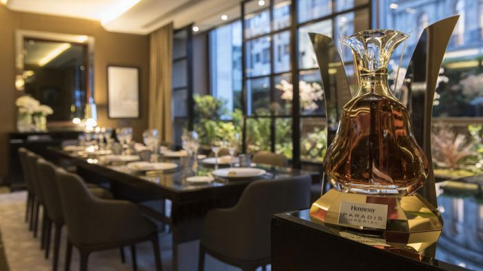 Hennessy Paradis Imperial Curates the Ultimate Private Dining at Four Seasons Hotel in London
