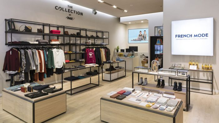 JHP Designs Muse Shopping Centre's New Incubator Store