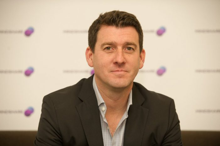 Norm Johnston named CEO of Unruly