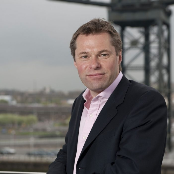 Ebiquity appoints Rob Woodward as their Chairman Designate