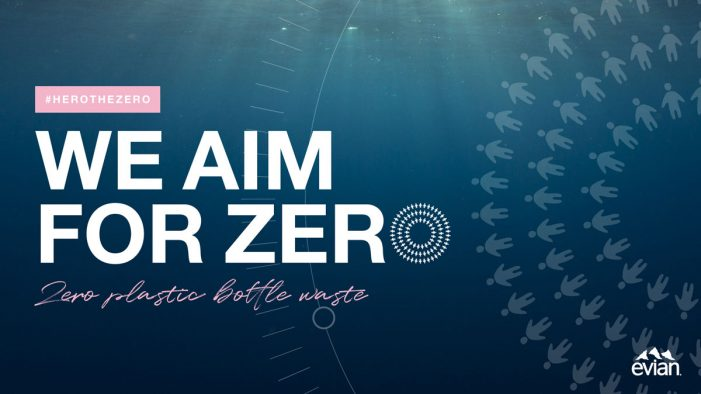 evian Launches #HeroTheZero Initiative with Support from AKQA