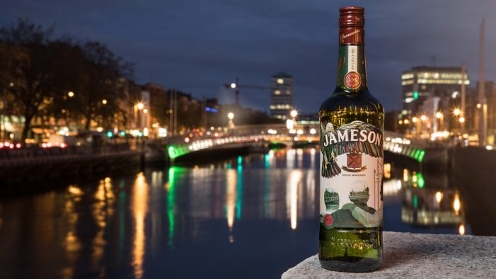Pearlfisher Teams with Artists to Create the 2018 Jameson Limited Edition St Patrick's Day Bottle