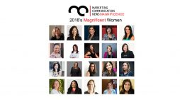 MarComm's Magnificence – 2018's Magnificent Women