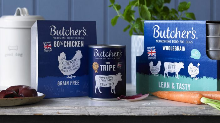 Butchers Pet Care Appoints Mercieca to Manage Brand Relaunch