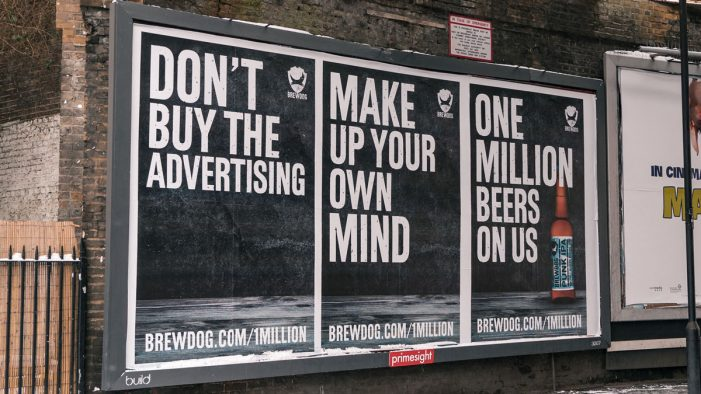 BrewDog Aims to Convert a Million IPA Fans Through 'World's Biggest' Beer Tasting
