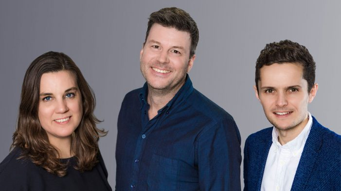 Dare bolsters senior team with three new hires