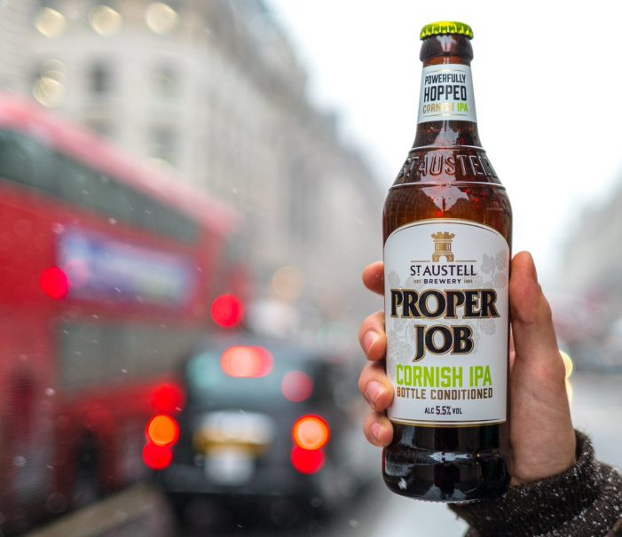 TMW Unlimited wins St Austell Brewery creative account