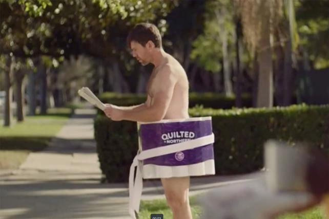 Droga5's Quirky Campaign for Quilted Northern Celebrates Meticulous Craft