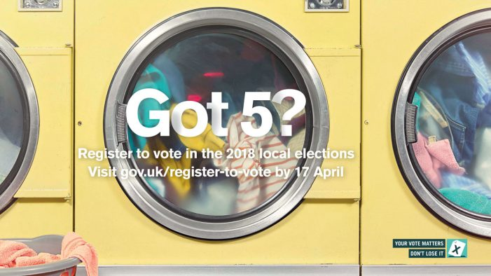 MSQ Partners launches Got 5? campaign for The Electoral Commission