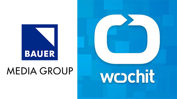 Bauer Media Partners with Wochit for Social Video Production