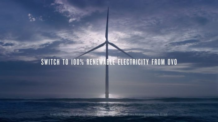 OVO Energy champions renewables in biggest and most provocative ad campaign to date