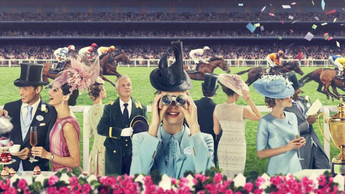 Antidote Builds Anticipation for Royal Ascot with Digital Panorama Campaign