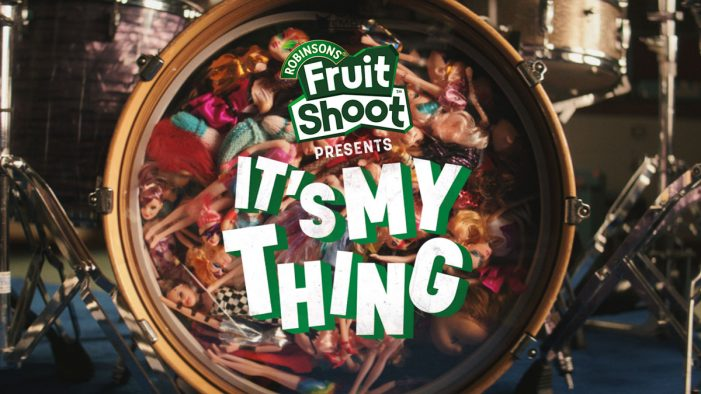 Saatchi & Saatchi London Launches 'It's My Thing' Campaign for Robinsons Fruit Shoot