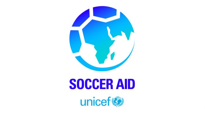 Conran Design Group Creates New Soccer Aid Identity for UNICEF