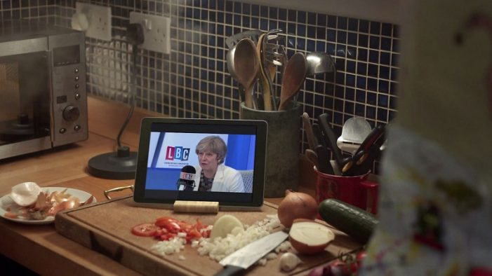 LBC Asserts Its National Relevance in Rousing New TVC