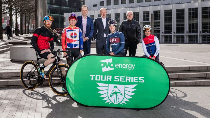 Cycling is back in Wembley as OVO Energy Tour Series returns to Wembley Park for 2018