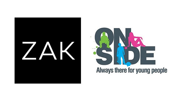 ZAK announces partnership with OnSide to give back to London youth