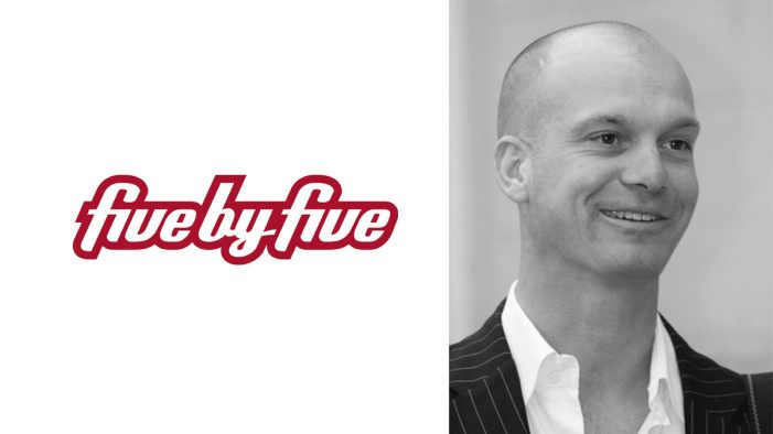 Five by Five appoints Paul Cottrell as new creative director