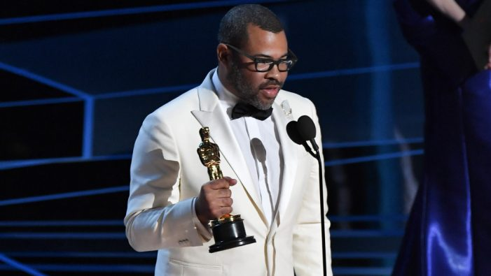 'Get Out' and 'Dunkirk' take the prize for most searches online during the Oscars
